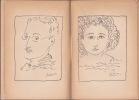 LE CHANT INTERROMPU  Histoire des Rosenberg  Deux illustrations de PICASSO. ARAGON,  Courtade, Druon, Ehrenbourg... (Collectif) Textes de... réunis et ...