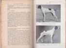 LES CHIENS DE CHASSE Avec 14 photographies de Dim (chiens en noir et blanc). MERY FERNAND