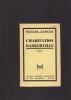 L'HABITATION BASKERVILLE Roman . NABONNE Bernard