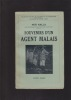 SOUVENIRS D'UN AGENT MALAIS . NALLA Nor  Detective-Sergeant federated Malay States police