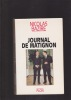 JOURNAL DE MATIGNON  . BAZIRE NICOLAS