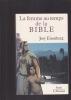 LA FEMME AU TEMPS DE LA BIBLE. EISENBERG Josy