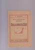 Petit Dictionnaire pratique POUR SE SOIGNER LES PIEDS. GIRARDOT A.
