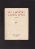 LES GAZETTES D'ADRIENNE MONNIER 1925-1945. MONNIER Adrienne