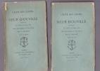 L'ELITE DES CONTES réimprimée sur l'édition de Rouen avec une préface et des notes par G. BRUNET. OUVILLE sieur d'