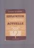 EXPLICATION DE L'ALLEMAGNE ACTUELLE. de MEEUS Adrien