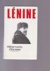 LENINE. CARRERE D'ENCAUSSE Hélène