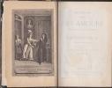 """HISTOIRE secrète DES AMOURS et des principaux """" amans"""" de CATHERINE II impératrice de Russie  . UN AMBASSADEUR DE L'EPOQUE (par) Avec gravure"""