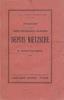 Introduction à la pensée philosophique allemande DEPUIS NIETZCHE. GROETHUYSEN B.