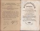 Tableau historique DES INSTITUTIONS anciennes ET DU MOYEN AGE contenant pour chaque peuple, l'Organisation politique, administrative, judiciaire avec ...