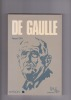DE GAULLE ou l'ordre du discours . ORY Pascal