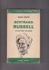 Bertrand RUSSELL Le sceptique passionné  TRADUIT DE L'ANGLAIS PAR ELIZABETH GILLE. WOOD Alan
