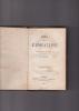 NOTES sur L'APOCALYPSE  prises en 1842 aux soirées Seconde édition augmentée. DARBY J. N.