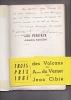 LES PERDRIX D'AMABLE FAUCON Du fabliau au conte en patois limagnien Illustrations de GERARD. BOUSCAYROL (René) et LAURENT (Marcel) (Avec deux envois)