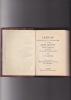 LEXICON hebraicum et chaldaicum in libros VETERIS TESTAMENTI ordine etymologico compositum in usum scholarum. LEOPOLD E.F.