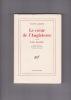 LE COEUR DE L'ANGLETERRE suivi de Luis Losada Textes établis présentés et annotés par Frida Weissman. LARBAUD Valéry