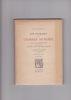 Les ouvrages de GEORGES DUHAMEL Essai de bibliographie précédé d'une LETTRE SUR LES BIBLIOPHILES par Georges Duhamel  orné d'un portrait par BERTHOLD ...