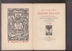 LES AVENTURES de MAITRE RENART et d'Ysengrin son compère  (mises en nouveau langage, racontées dans un nouvel ordre, précédées de nouvelles recherches ...