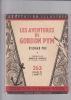 LES AVENTURES de GORDON PYM 263 dessins de Lamotte. POE Edgar  Préface de Jacques de Lacretelle