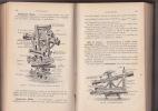 ELEMENTS DE TOPOGRAPHIE et tracé des voies de communication. GABRIEL Edmond