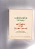 L'EGLISE DES PAS PERDUS roman traduit de l'anglais (Afrique du sud) par Judith Roze. HADEN Rosamund