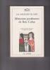 Mémoires posthumes de Bras Cubas Traduit du portugais (Brésil) par R. Chadevec de Lavalade. MACHADO DE ASSIS J.M.