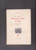 POUR QUI SONNE LE GLAS    For whom the bell tolls    Traduit de l'anglais par Denise Van Moppès. HEMINGWAY Ernest