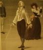 Décor de Don Juan, essai de Pierre Jean Jouve avec illustrations par les décors et costumes de A. M. Cassandre pour le Don Giovanni de Mozart. . ...