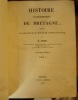 Histoire Ecclésiastique de Bretagne, dédiée aux Seigneurs Evêques de cette Province. . Deric (M.)