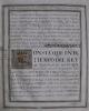 Manuscrit sur peau de vélin. Genealogia de D. Juan Mathias Martinez del Bal Sousa y Vascocelos Rodriguez de Carvajal Sanchez de Lescano y Marin, ...