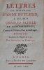 Lettres de Mistriss Fanni Butlerd à Milord Charles Alfred de Caitombridge, comte de Plisinte, duc de Raflingth, Écrites en 1735, Traduites de ...