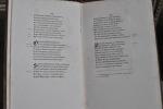 LE COMBAT de Trente Bretons contre Trente Anglois, publié d'après le Manuscrit de la Bibliothèque du Roi par G. A. Crapelet imprimeur..
