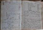 Traité des Sciences, et des Arts, métiers, manufactures. By John Lewes thé heart of Rozay tribu Rotomago. MANUSCRIT rédigé vers 1830.. LEWES (J.)