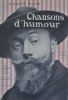 Chansons d'Humour. Préface de Maurice Donnay. Dessins de Léonce Burret, G. Delaw, J. Depaquit, A. Rouveyre et Jean Villemot.. HYSPA (Vincent).