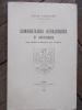 MISCELLANEES I,II ET III + COMMENTAIRES HERALDIQUES ET ARTISTIQUES. FOURNIER (Louis)