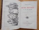HENRI MONNIER SA VIE SON OEUVRE avec un catalogue complet de l'œuvre et 100 gravures en fac-smile. CHAMPFLEURY