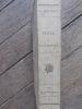 FLORE DE LOIR-ET-CHER comprenant la description, les tableaux synoptiques et la distribution géographique des plantes vasculaires qui croissent ...
