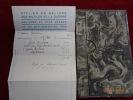 Bourru, Soldat de Vauquois.. JEAN DES VIGNES ROUGES (TABOUREAU, Jean, dit) // GUERRE 14/18 // VAUQUOIS // EXEMPLAIRE D'UN SOLDAT BIBLIOPHILE