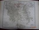 Voyage du Jeune Anacharsis en Grèce, dans le milieu du quatrième siècle avant l'ère vulgaire - Recueil de Cartes Géographiques, Plans, Vues et ...