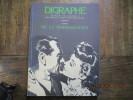 Digraphe. Dossier de la pornographie. Janvier 1985 numéro 35. Revue publiée avec le concours du centre national des lettres..
