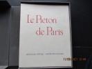 Le piéton de Paris.. FARGUE (Léon-Paul)