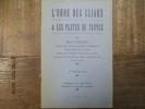 L'Urne des Cliaux & les Plates de Tauves.. VAZEILLES (Marius)