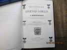 Dictionnaire des anciennes familles de lAuvergne.. TARDIEU (Ambroise)