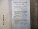 Mémoire de Pierre-Augustin Caron de Beaumarchais ; en réponse au libelle diffamatoire, signé Guillaume Kornman ; dont plainte en diffamation est ...