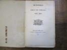 Mémoires 1589-1593.. VERNYES (Jehan de)