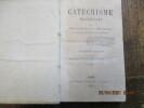 Catéchisme protestant. Troisième édition.. FROSSARD (Charles-Louis)