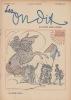 Les On Dit. Hebdomadaire Illustré. Illustrations de Laurens, Arnac,etc.. Collectif.