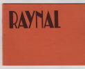 Raynal.. Collectif (Entreprise Raynal. Pavillons-Villas).