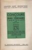 Cahiers d'Art Dramatique publiés sous la direction de Léon Chancerel. Concours des Jeunes Compagnies Théâtrales. Paris. 1946-1947. Neuvième année. ...