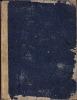 Comptes-Courants du Moulin et de l'Atelier de Filature de Lagarde pour la famille  Montet Noganets. 1825-1856.. Anonyme.